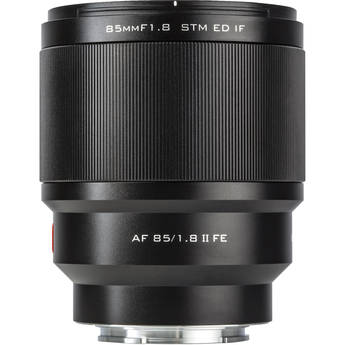 Viltrox AF 85mm f/1.8 FE II Lens for Sony E