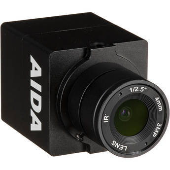 AIDA Imaging Full HD HDMI Camera with TRS Stereo Audio Input