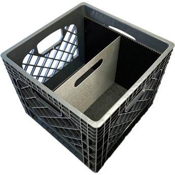 SIDIO Liner and Divider Set for 16-Quart Milk Crate