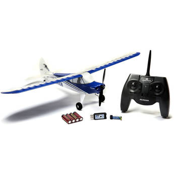 HobbyZone Sport Cub S 2 Ultra-Micro RC Trainer Plane with SAFE (RTF)