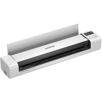 Brother DS940DW Duplex and Wireless Compact Mobile Document Scanner