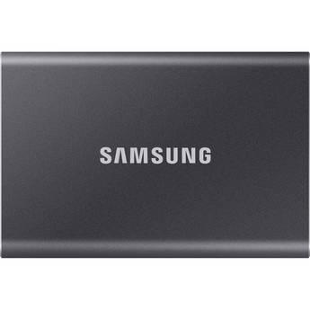 Samsung 500GB T7 Portable SSD (Titan Gray)