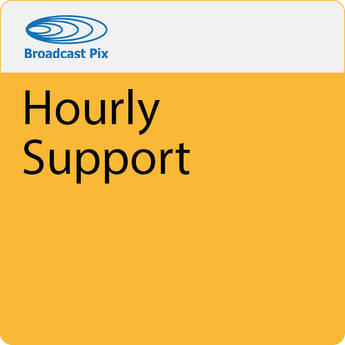 Broadcast Pix Hourly Support