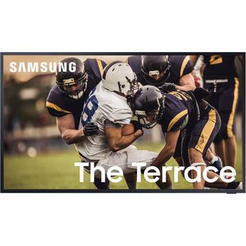 "Samsung The Terrace LST7T 65"" Class HDR 4K UHD Smart Outdoor QLED TV"