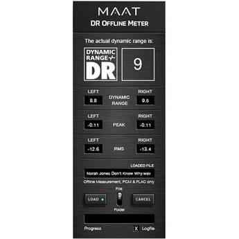 MAAT DROffline Batch Analyzation Software (Download)
