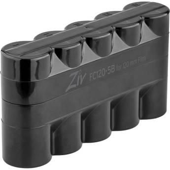 Ziv FC120-5B 120 Film Storage Canister (5-Rolls)