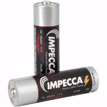 Impecca Alkaline AA Batteries (2-Pack)