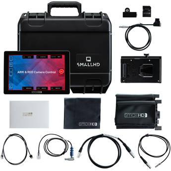 SmallHD Cine 7 Touchscreen Monitor Deluxe Camera Control Kit (V-Mount)