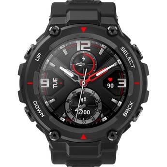 Amazfit T-Rex Multi-Sport GPS Smartwatch (48mm, Rock Black)