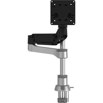 R-Go Tools Caparo 4 D2 Single-Monitor Desk Mount