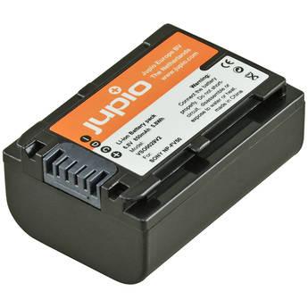 Jupio NP-FV50 V2 Lithium-Ion Battery Pack (6.8V, 850mAh)