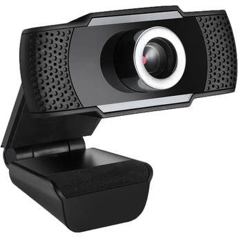 Adesso CyberTrack H4 1080p USB Webcam with Built-in Microphone