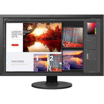 "EIZO ColorEdge CS2740 26.9"" 16:9 Wide Gamut 4K IPS Monitor"