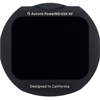 Aurora-Aperture Adapter Mount Format PowerND 4.8 Filter for Canon EF-EOS R Lens Mount Adapter (16-Stop)
