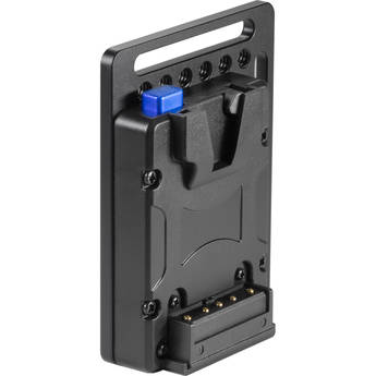 Watson Pro Micro V-Mount Battery Plate with Cage Mount