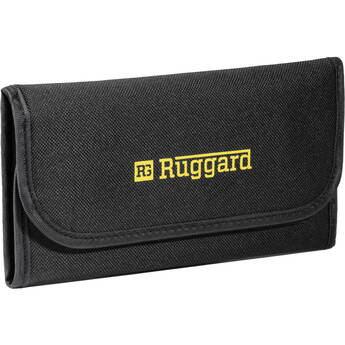 Ruggard 4-Pocket Filter Pouch (Up to 82mm or Series 9)