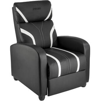 Spieltek RL Gaming Recliner (Black/White)