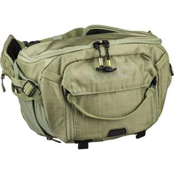 Evoc Hip Pack Capture 7L Compact Camera Bag (Heather Light Olive)