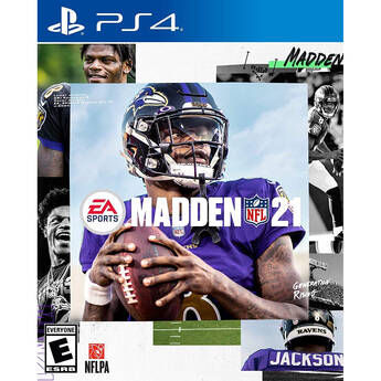 Electronic Arts Madden NFL 21 (PS4)