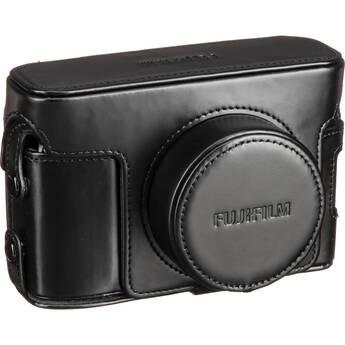 FUJIFILM LC-X100V Leather Case (Black)