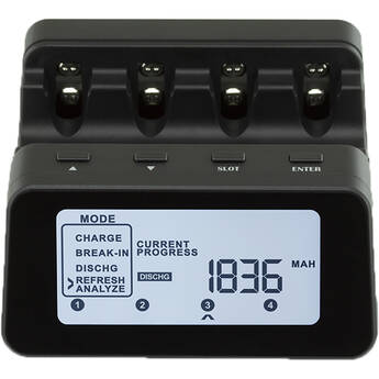 Powerex C9000Pro Professional Charger-Analyzer