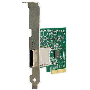 ONE STOP SYSTEMS OSS-PCIE-HIB25-X4-H PCIe X4 Gen 2 Host Cable Adapter