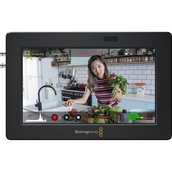 """Blackmagic Design Video Assist 3G-SDI/HDMI 5"""" Recorder/Monitor"""