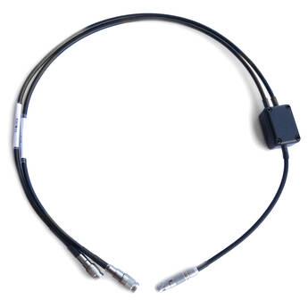 Atomos UltraSync ONE Timecode/Genlock Y-Cable for RED Camera 4-Pin Sync