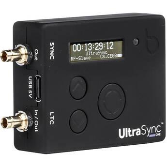 Atomos UltraSync ONE RF Timecode Sync for AtomX Sync and Ninja V
