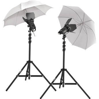 Angler Shadow Focus Spot 300 Focusing Flood Light Kit