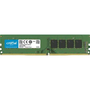 Crucial 8GB Desktop DDR4 2666 MHz UDIMM Memory Module (1 x 8GB)