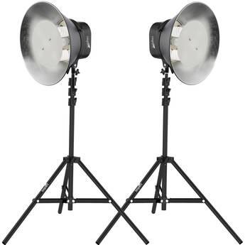 Impact Fluorescent Cool Light Two Fixture Kit (120 VAC)