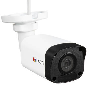 ACTi Z34 4MP Outdoor Network Mini Bullet Camera with Night Vision
