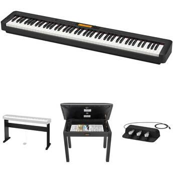 Casio CDP-S350 Compact Digital Piano Home/Studio Kit