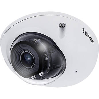 Vivotek MD9561-HF2 2MP Outdoor Network Mobile Dome Camera with 2.8mm Lens