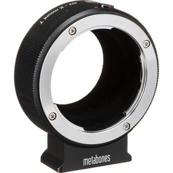 Metabones Contax/Yashica Lens to FUJIFILM X-Mount Camera T Adapter (Black)