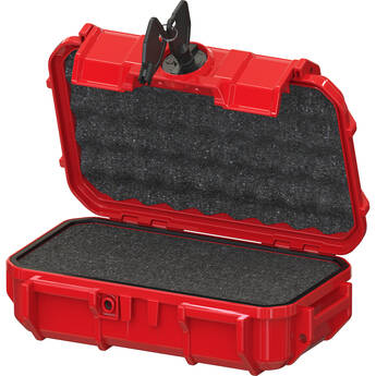Seahorse 56F Micro Case with Foam (Red)