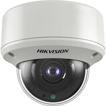 Hikvision DS-2CE59H8T-AVPIT3ZF 5MP Outdoor Analog HD Dome Camera with Night Vision
