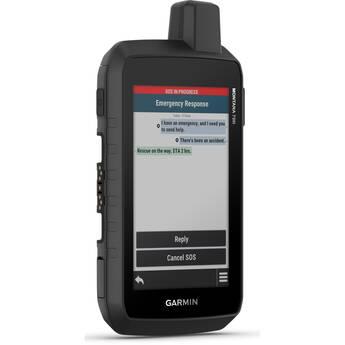 Garmin Montana 750i Handheld GPS Navigator