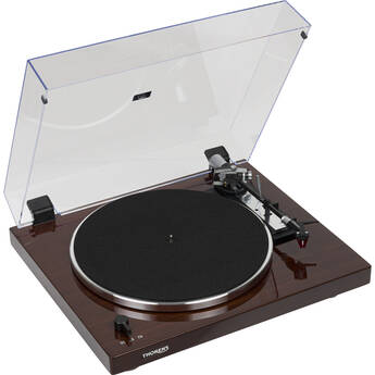 THORENS TD 103 A Fully Automatic Three-Speed Stereo Turntable (Walnut High Gloss)