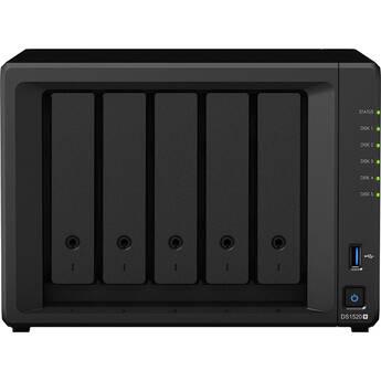 Synology DiskStation DS1520+ 5-Bay NAS Enclosure