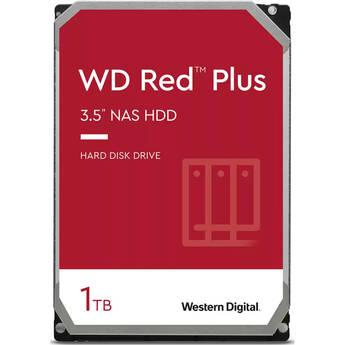 "WD 1TB Red Plus 5400 rpm SATA III 3.5"" Internal NAS HDD (CMR)"