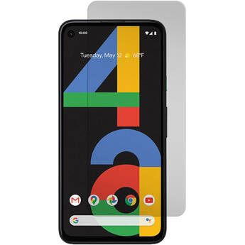 Gadget Guard Black Ice+ Glass Edition Screen Protector for Google Pixel 4a (Clear)