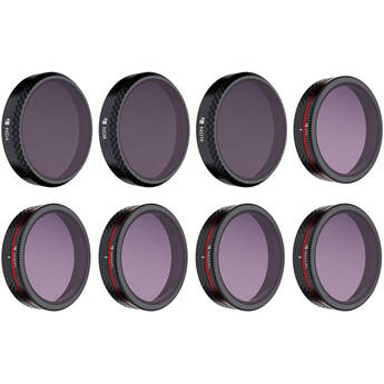 Freewell All Day Filters for Autel EVO II 6K Pro (8-Pack)