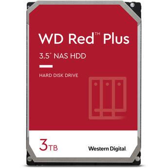 "WD 3TB Red Plus 5400 rpm SATA III 3.5"" Internal NAS HDD"