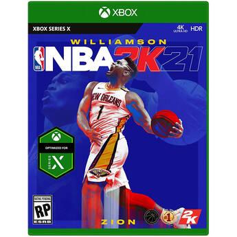 Take-Two NBA 2K21 (Xbox Series X)