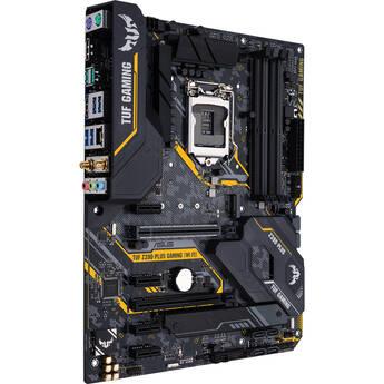 ASUS TUF Z390-Plus Gaming Z390 LGA 1151 ATX Motherboard (Wi-Fi)
