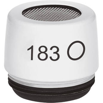 Shure R183W-A Omnidirectional Cartridge for MX and WL Series Microphones (White)