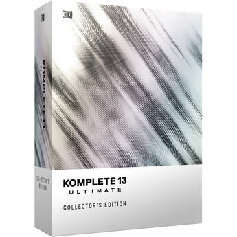 Native Instruments KOMPLETE 13 ULTIMATE Collector's Edition Virtual Instruments and Effects Collection