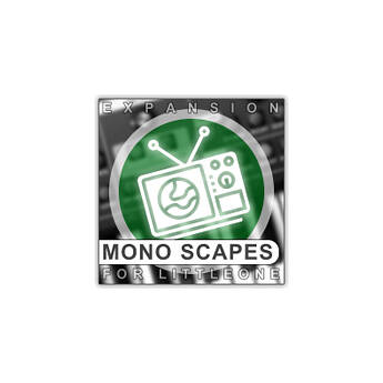 XHUN Audio Mono Scapes Expansion for LittleOne (Download)